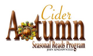 undawnted's Autumn Cider seasonal reads